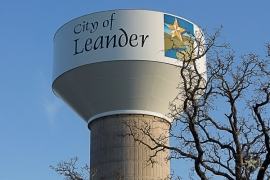 city-of-leander-water-tower