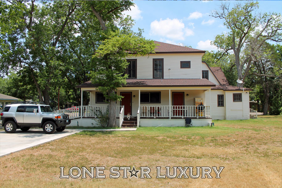 Historic Home For Sale Cuero Tx Lone Star Luxury