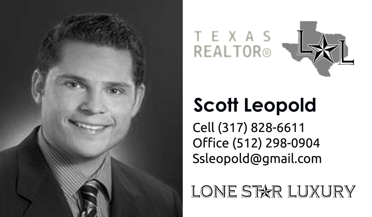 Texas Realtor Lone Star Luxury Scott Leopold