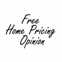 Free Home Pricing Opinion