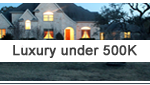 Luxury Homes under 500k