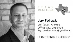 Jay Pollack Lone Star Luxury Realtor
