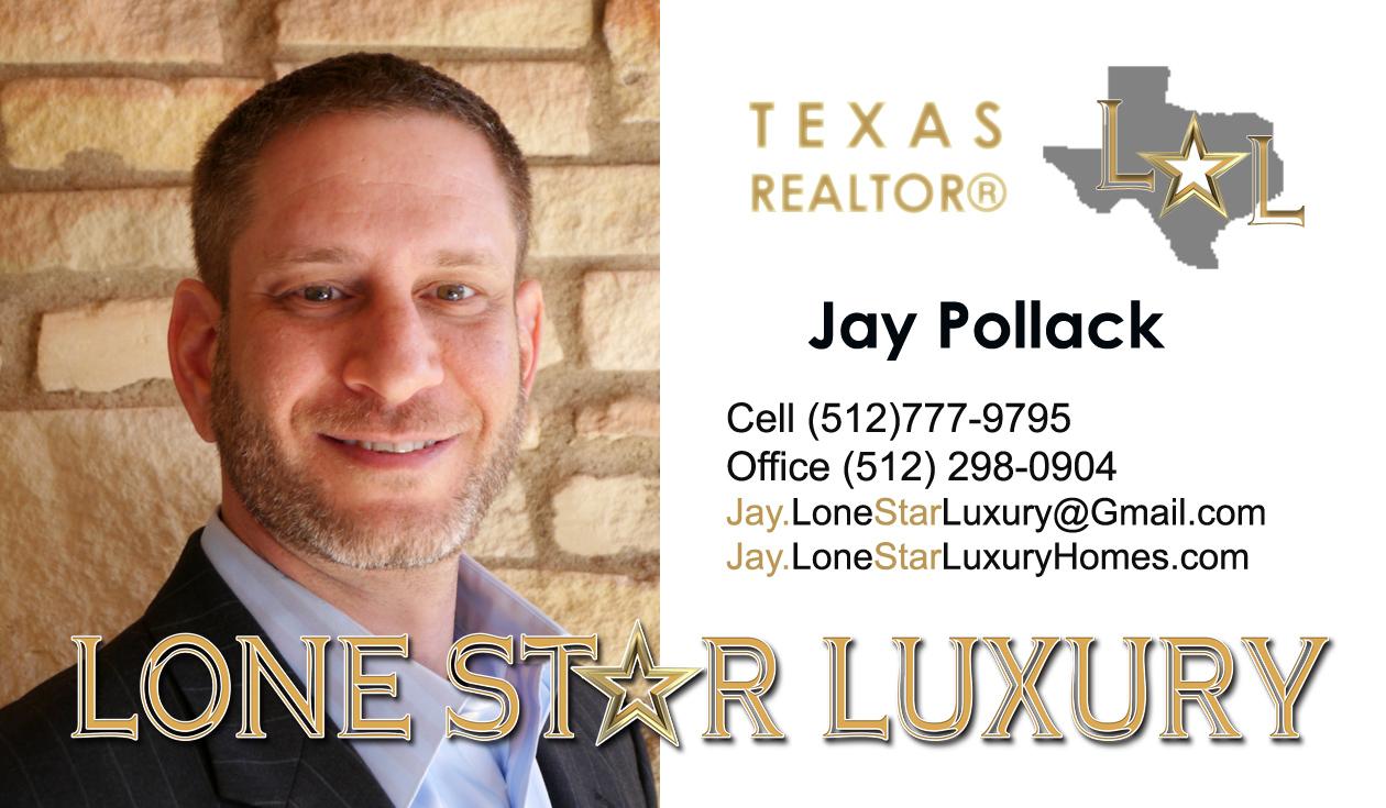lone star luxury card Jay Pollack