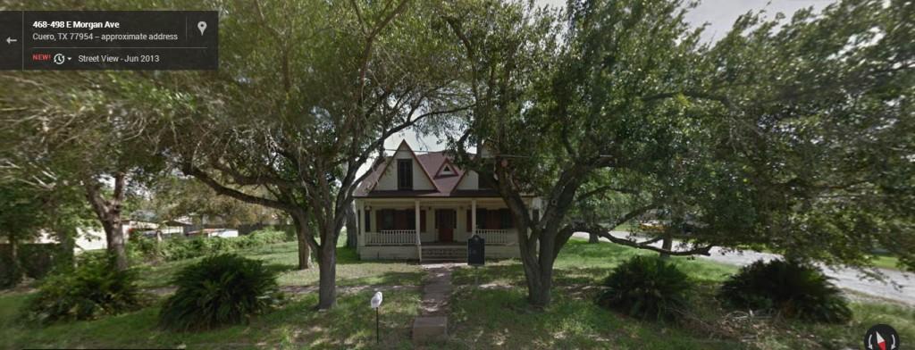 409 E Morgan Ave, Cuero TX 77954