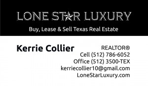 Kerrie Collier Lone Star Luxury