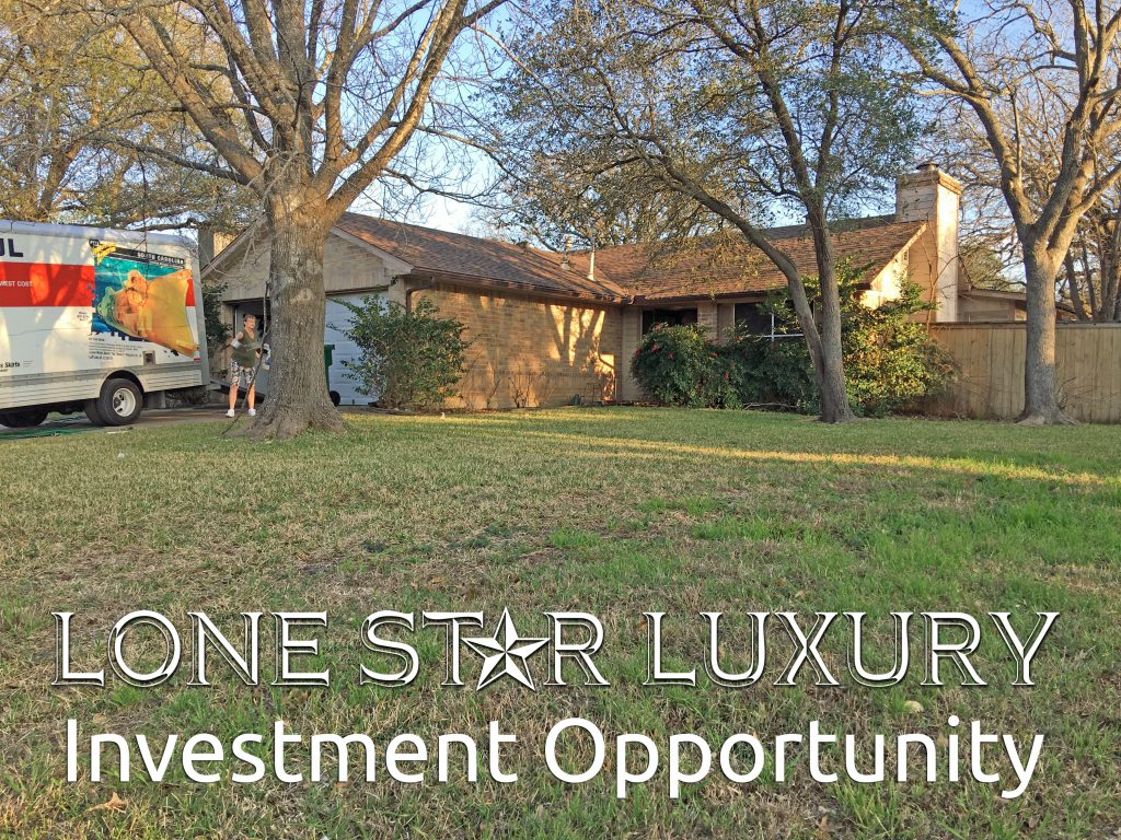 cedar park investment home