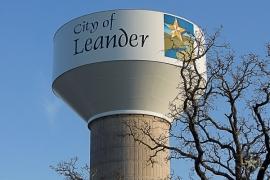 city-of-leander-water-tower