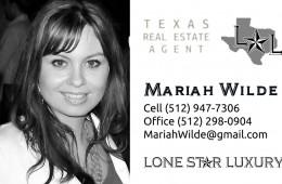 Mariah Wilde