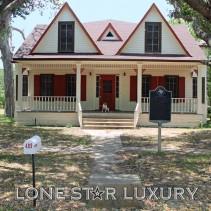 Historic Home for Sale, Cuero TX