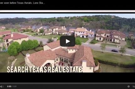 Lone Star Luxury Aerial Promo